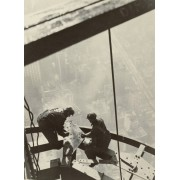 Puzzle Grafika - Lewis W. Hine: Empire State Building, New York, 1931, 300 piese (57539)