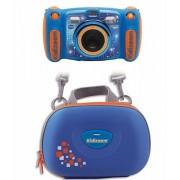 Vtech Kidizoom Duo 5.0 - Digitalkamera blau/orange