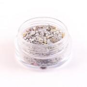 Crushed Shells - Silver, art. nr.: 76230.2