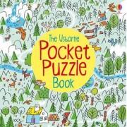 Pocket Puzzle Book, Paperback/Alex Frith