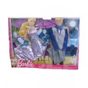 Mattel Barbie Ken & Mode Rang X 7862 Datant