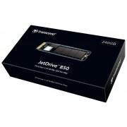 Transcend JetDrive 855 240GB NVMe SSD for Mac