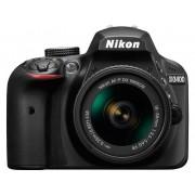 Digitale spiegelreflexcamera Nikon D3400 Kit Incl. AF-P 18-55 mm VR 24.2 Mpix Zwart Full-HD video-opname, Flitsschoen, Bluetooth, Optische zoeker