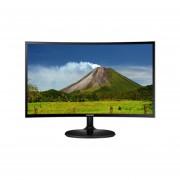 """Monitor Curvo Samsung C27F390FHL de 27"""", Resolución 1920 x 1080 (Full HD 1080p), 4 ms. LC27F390FHLXZX"""
