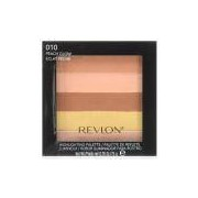 Blush Revlon Highlighting Palette Peach Glow 010 Com 7,5g