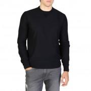 Armani Exchange pulóver fekete