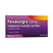 Fexallegra 120 mg 10 Compresse rivestite