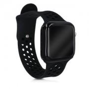 kwmobile Opaska dla Apple Watch 44mm (Series 4) - czarny