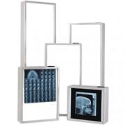 negativoscopio da parete o tavolo - h.76x153cm - 2x4 pannelli - orizzo