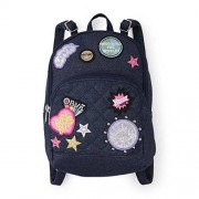 The Children's Place Big Girl's Mochila de Mezclilla