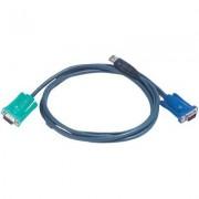 USB-KVM kábel 1,8 m, ATEN 2L-5202U (491378)
