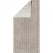JOOP! Handdoeken Breeze Pinstripe Handdoek stone 50 x 100 cm 1 Stk.