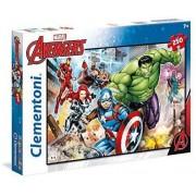 Puzzle Clementoni - Marvel Avengers, 250 piese (62391)