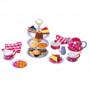 Playgo 28 Piece High Tea Set 6971