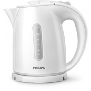 Fierbator de apa Philips HD4646/00, 2400 W, 1.5 l, Alb