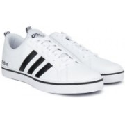 ADIDAS VS PACE Sneakers For Men(White, Black)