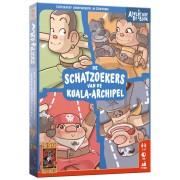 999 Games Adventure By Book: De Schatzoekers van de Kuala-archipel