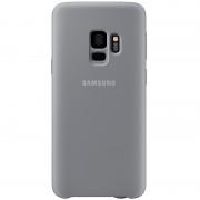 Galaxy S9+ Silicone Cover grijs EF-PG965TJEGWW