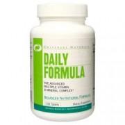 Complex de Multivitamine si Minerale Universal Nutrition DAILY FORMULA 100 tablete