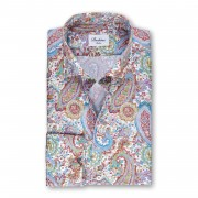STENSTRÖMS PAISLEY PATTERNED SHIRT - 42