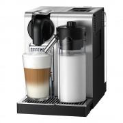 Nespresso Lattissima F456 kaffemaskin Silver