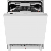 Hotpoint Ultima HIC3C26WF Fully Integrated Standard Dishwasher - Silver Control Panel with Fixed Door Fixing Kit - A++ Rated