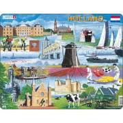Puzzel Holland | Larsen