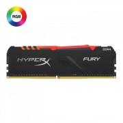 DDR4, 16GB, 3200MHz, KINGSTON HyperX Fury RGB, CL16 (HX432C16FB3A/16)