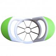 TRIBALSENSATION Apple Slicer Apple Corer - Stainless Steel Slicer With Plastic Frame -