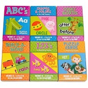 Educational Children s Card Game Bundle Includes 6 Games