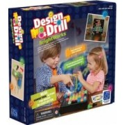 Jucarie educativa Educational Insights Design and Drill - Bright Works