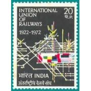 International Union of Railways. Organisation, Railway, Electric Traction, Railway Yard, 20 P.