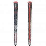 Golf Pride New Decade MultiCompound Plus4 ALIGN Grey Ribbed Golfgrepp