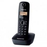 Panasonic Trådlös telefon Panasonic KX-TG1611SPH Black
