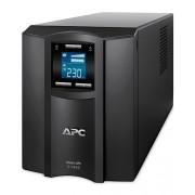 UPS, APC Smart-UPS C, 1500VA, Tower, LCD, Line-Interactive (SMC1500I)