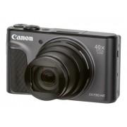 Canon Máquina Fotográfica Bridge Powershot SX730 HS (Preto - 20.3 MP - ISO: Auto até 3200 - Zoom Ótico: 40x)