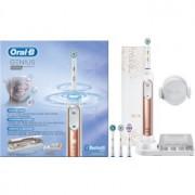 Oral B Genius 10000N Rosegold elektrische Zahnbürste D701.545.6XC