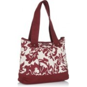 Home Heart Heather Red Shoulder Bag