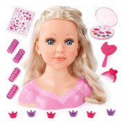 Bayer Doll Styling Head Set Super Model Charlene 27 cm 90088AA