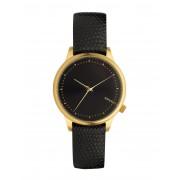 レディース KOMONO KOM-W2703 Estelle Cutout Lizard 腕時計 ブラック