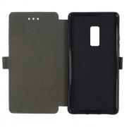 Калъф тефтер за Nokia 3 черен Book Pocket