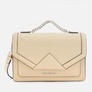 Karl Lagerfeld Women's K/Klassik Shoulder Bag - Biscuit