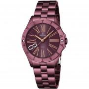 Reloj F16928/2 Morado Festina Mujer Boyfriend Collection Festina
