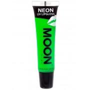 Vegaoo Neongrönt UV-gloss från Moonglow® 15 ml One-size