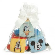 Disney Mickey Mouse and Friends Soft Blocks for Baby