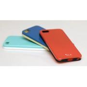 DLX DualTone Case Limpid Lake Turquoise / Blanc - Coque iPhone 5 / 5s / SE