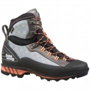Hanwag Ferrata II Lady GTX - light grey/orink UK 8,0