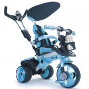 Tricicleta pentru copii Injusa City Blue