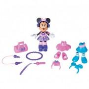 Papusa Minnie cu accesorii - la sport