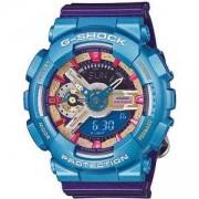 Дамски часовник Casio G-Shock GMA-S110HC-6AER